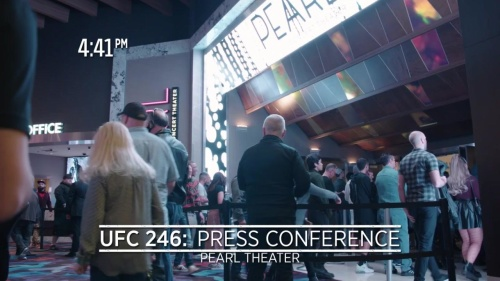 UFC 246 Embedded-Vlog Series-Episode 4 720p Rip h264-TJ
