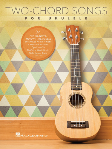 Two Chord Songs For Ukulele (2014)