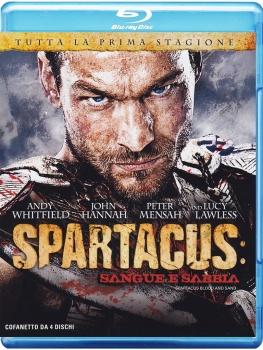Spartacus - Sangue e sabbia - Stagione 1 (2010) [4-Blu-Ray] Full Blu ray 130Gb AVC ITA ENG FRE GER SPA DD 5.1 MULTI