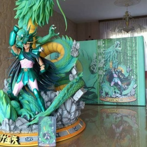 [XCEED Resin Figure Collection] Shiryu Chevalier de Bronze du Dragon V1  - Page 4 LY9tujU7_t