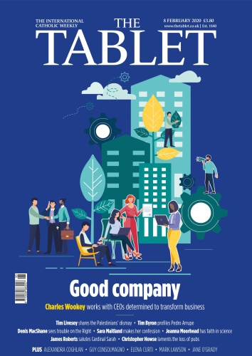 The Tablet - 8 February (2020)