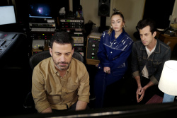 Miley Cyrus - Jimmy Kimmel Live: February 7th 2019