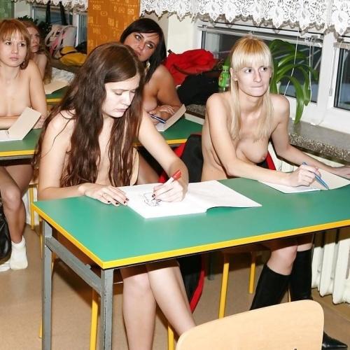 Chinese nude school girls