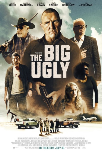 The Big Ugly 2020 BRRip XviD AC3-EVO