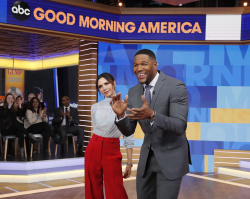 Victoria Beckham - Good Morning America: January 24th 2019