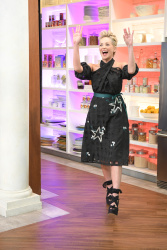 Sharon Stone - The Chew: January 22nd 2018
