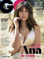 Ana De Armas -           GQ Magazine (Mexico) April (2018).