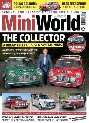 Mini World - Spring (2020)