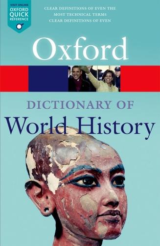 Dictionary of World History 3e