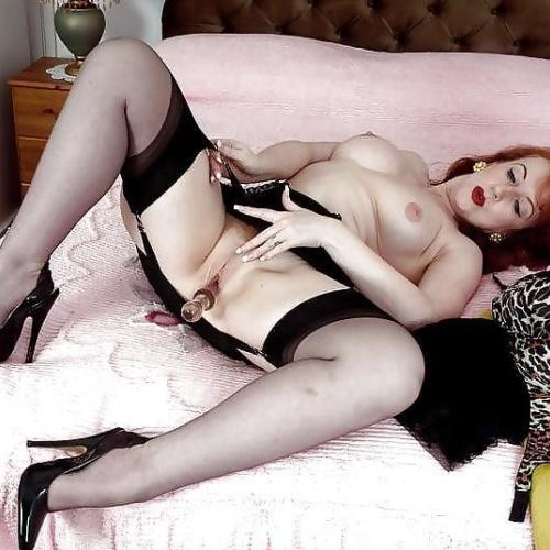 Cougar porn seduction