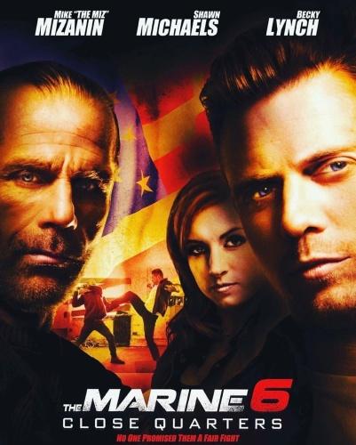 The Marine 6 - Close Quarters (2018) 720p BluRay x264 ESubs [Dual Audio] [Hindi+English]