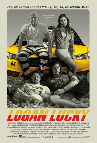 Logan Lucky 2017 BDRip 2160p UHD HDR Eng Fre DTS-HDMA DTS ETRG