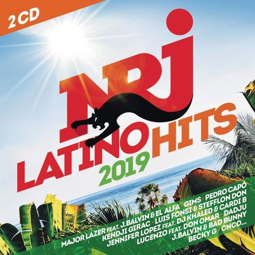 VA   NRJ Latino Hits (2019) (2019)  320