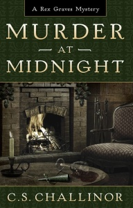 Murder at Midnight - C S  Challinor