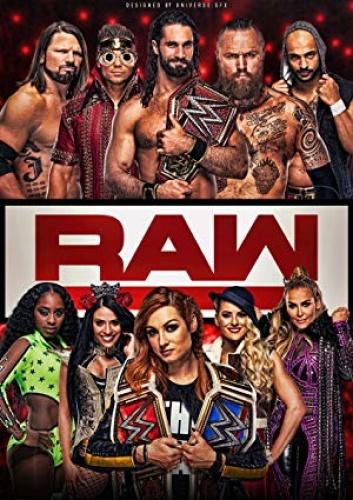 WWE Monday Night RAW 2019 11 25 720p  -MeGusta