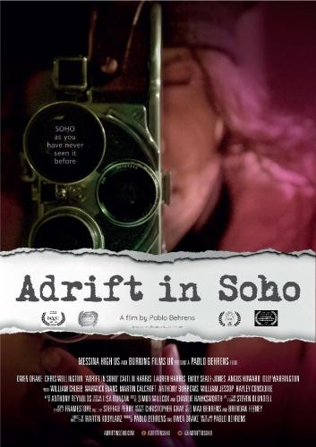 Adrift In Soho 2019 HDRip XviD AC3-EVO