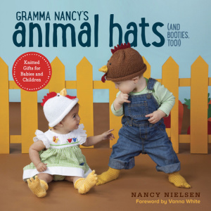 Gramma Nancy's Animal Hats (and Booties, Too!) - Knitted Gif