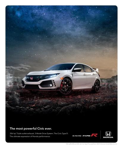 Automobile USA - February (2020)