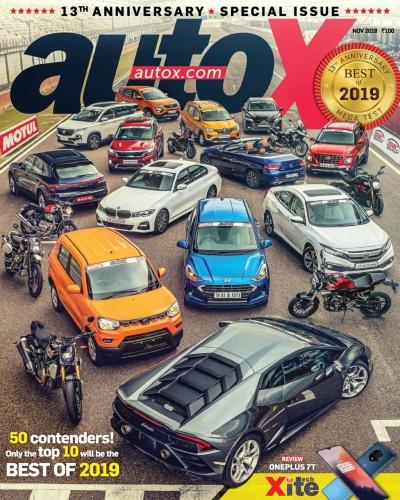autoX - November (2019)