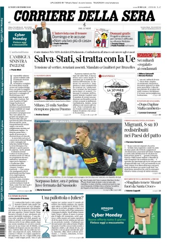 Corriere della Sera - 02 12 (2019)