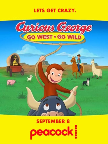 Curious George Go West Go Wild 2020 1080p WEB h264-KOGi