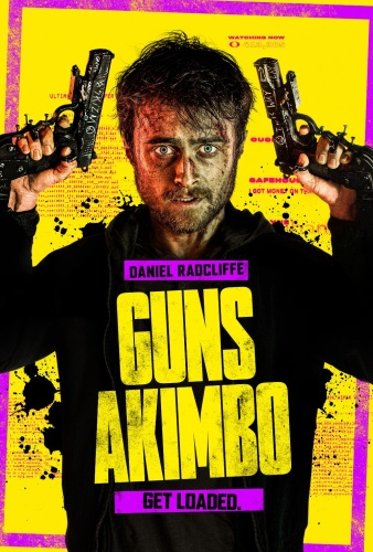 Guns Akimbo (2019) 1080p Blu-Ray x264 DD5 1 [Dual Audio][Hindi+Tamil+Telugu+English]
