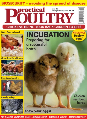 Practical Poultry - Issue 180 - January-February (2020)