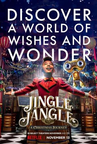 Jingle Jangle A Christmas Journey 2020 RERiP HDR 2160p WEBRip x265-iNTENSO