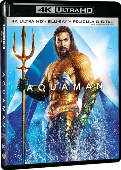 Aquaman (2018) Full Blu-Ray 4K 2160p UHD HDR 10Bits HEVC ITA ENG Atmos/TrueHD 7.1 MULTI