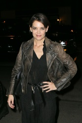 Katie Holmes - Outside the Bowery Hotel in New York 01/25/2018