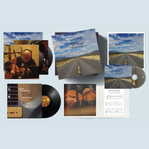 Mark Knopfler   Down The Road Wherever Mastered By Bob Ludwig Box Set (2019)