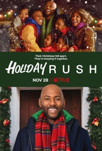 Holiday Rush 2019 HDRip XviD AC3-EVO