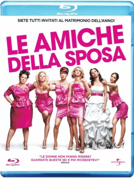 Le amiche della sposa (2011) .mkv FullHD 1080p HEVC x265 DTS ITA AC3 ENG