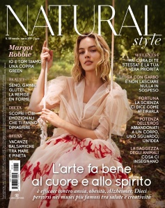 Margot Robbie -   Natural Style Magazine (Italy) March 2019.