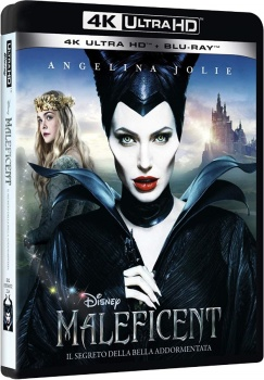 Maleficent (2014) .mkv UHD VU 2160p HEVC HDR TrueHD 7.1 ENG E-AC3 7.1 iTA AC3 ENG