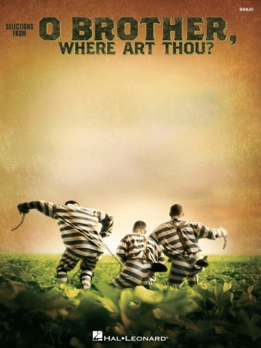 O Brother Where Art Thou Songbook For Banjo    -L (2002)