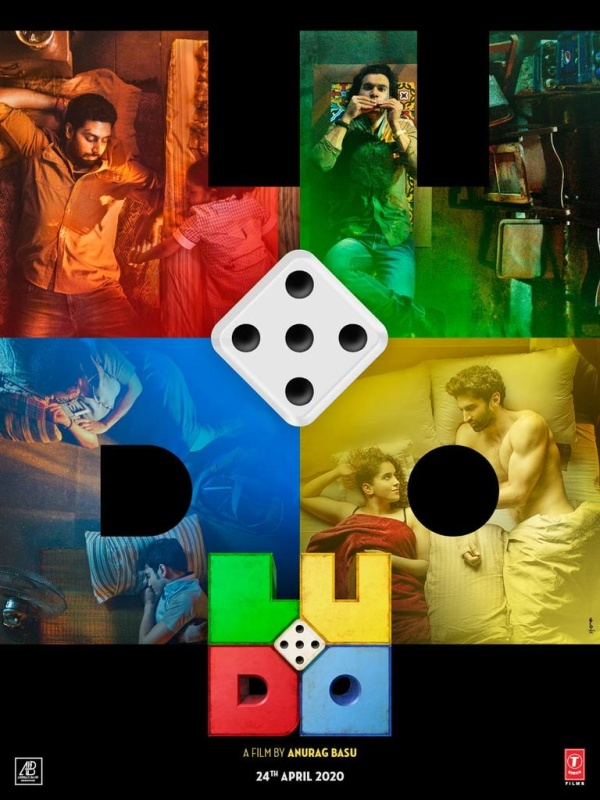Ludo 2020 Hindi 480p WEB-HDRip 400MB