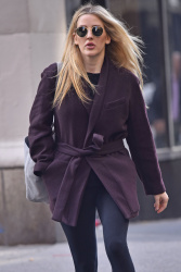 Ellie Goulding - Out and about in NYC 11/2/17