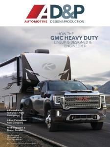 Automotive Design and Production - November (2019)