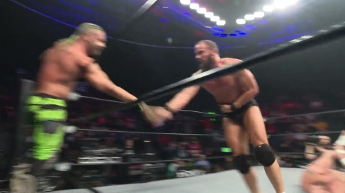 ROH Wrestling Ep 438 7th Feb 2020 FITE 720p Rip h264-TJ