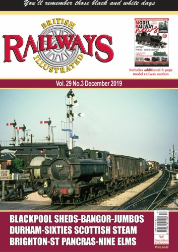British Railways Illustrated - December (2019)