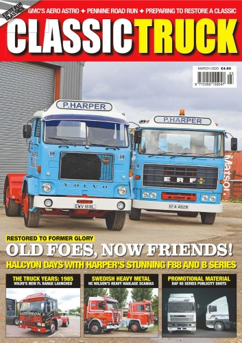 Classic Truck - March (2020)