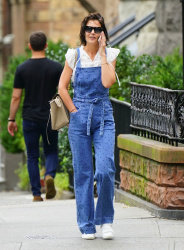 Katie Holmes - Out in NYC 08/13/2018