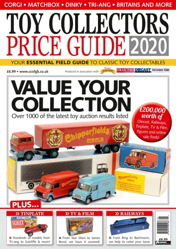 Toy Collectors Price Guide (2020)