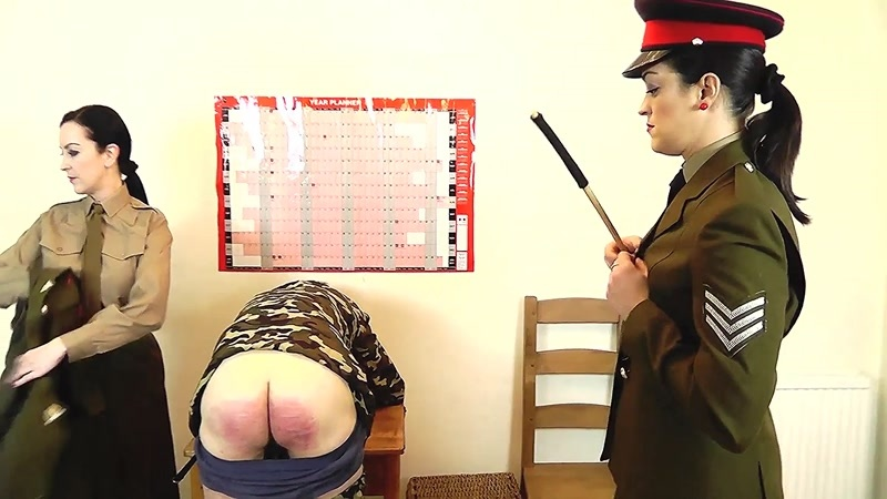 The Hunteress Miss Jessica Punished For Malingering [HD 810P]