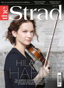 The Strad  October (2018)