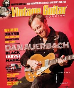 Vintage Guitar - October (2019)