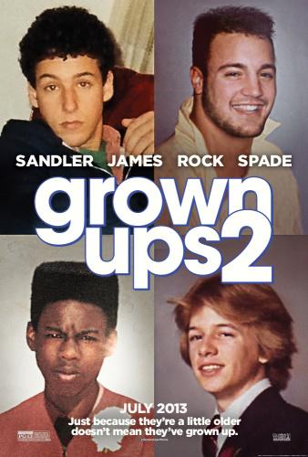 Grown Ups 2 (2013) [1080p x265 HEVC 10bit BluRay AAC 5 1] [Prof]