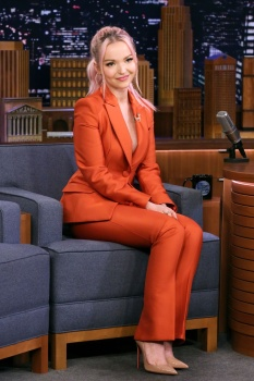 Dove Cameron  -       ''The Tonight Show With Jimmy Fallon'' New York City September 26th 2019.