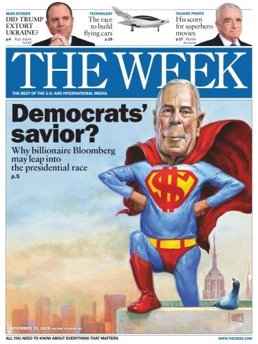 The Week USA 11 22 (2019)